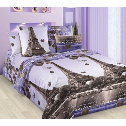 Постельное белье бязь 2х спальное модель 4