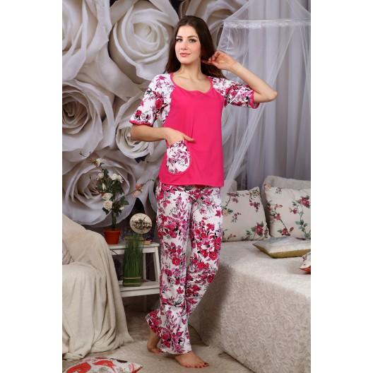 Пижама женская Модель 10