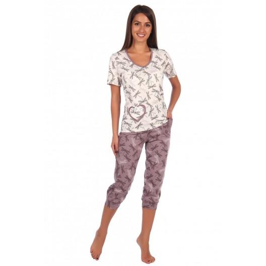 Пижама женская Модель 8