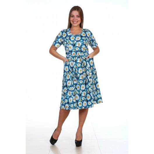 Платье Кулирка