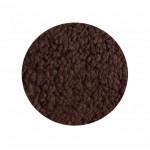 Чехол на угловой диван плюшевый темно-коричневый