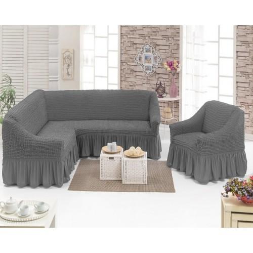 чехол на угловой диван универсальный купить недорого чехол на