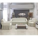 Чехлы на диван и кресла Altinkoza соты