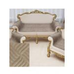 Накидка на диван и кресла Savanna D3 (Бежевый)