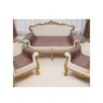 Накидка на диван и кресла Savanna D3 (Какао)