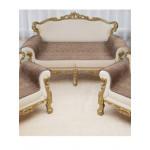 Накидка на диван и кресла Savanna D3 (Коричневый)