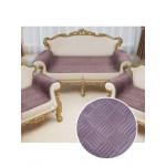 Накидка на диван и кресла Savanna D3 (Сиреневый)