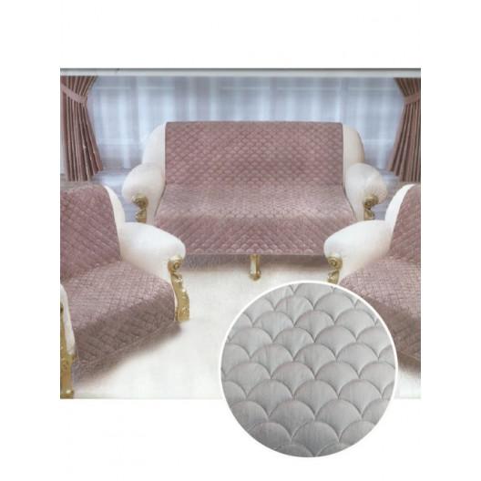 Накидка на диван и кресла Savanna MN (Серый)
