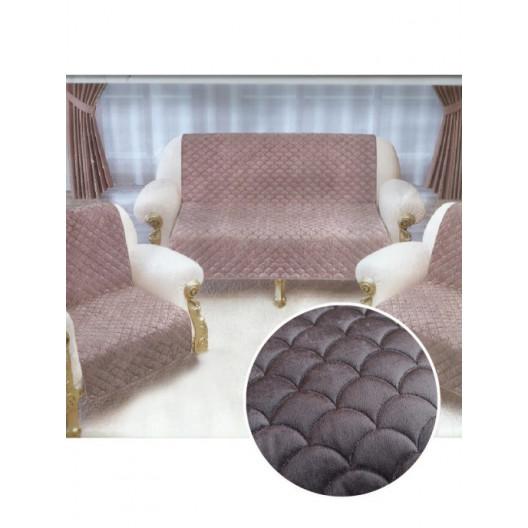 Накидка на диван и кресла Savanna MN (Шоколад)