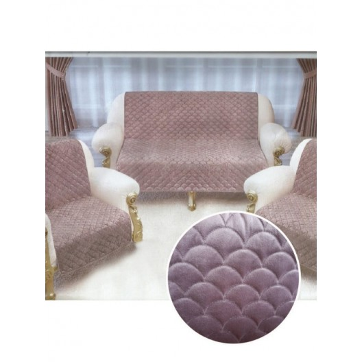 Накидка на диван и кресла Savanna MN (Сиреневый)
