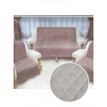Накидка на диван и кресла Savanna S (Молочный)