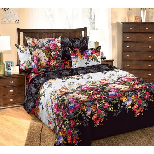 Постельное белье бязь 2х спальное модель 5