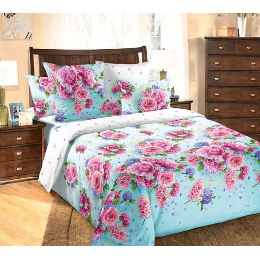 Постельное белье бязь 2х спальное модель 8