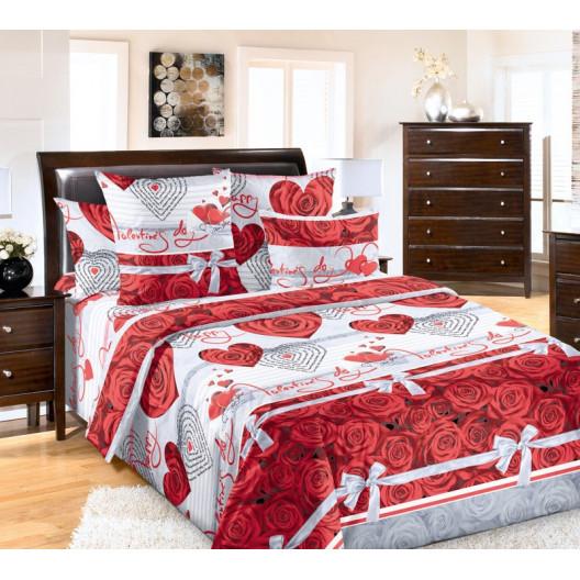 Постельное белье бязь 2х спальное модель 9