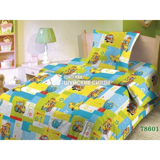 Постельное белье детское поплин    78601